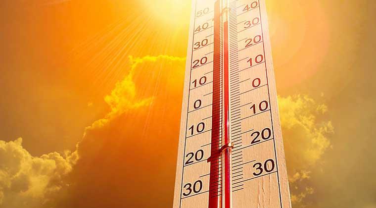 Ինչպես հաղթահարել շոգ եղանակը