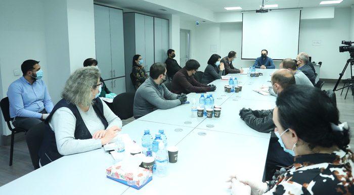 Տիգրան Ավինյանի գլխավորությամբ խորհրդակցություն է անցկացվել ՀՎԿԱԿ-ում